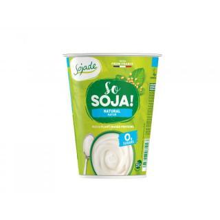Sojade Joghurt Natur oh. Zucke
