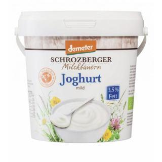 Demeterjoghurt Natur