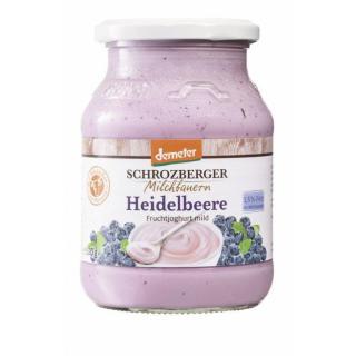 Joghurt Heidelbeere 3,5%