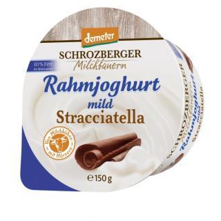 Rahmjoghurt Stracciatella 10%