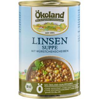 Bio-Linsen-Topf