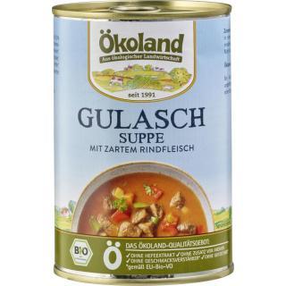 Bio-Gulaschsuppe