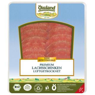 Bio-Premium Lachsschinken lufg