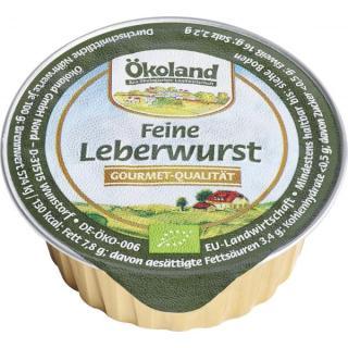 Feine Leberwurst, Dose