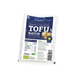 bioladen Tofu natur, vakuum