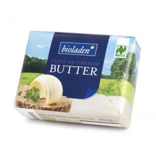 b*Butter, Sauerrahm