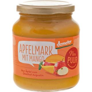 Apfelmark mit Mango