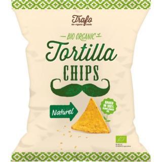 Chips natural, Mais, Tra''fo