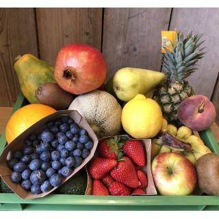 Grüne Kiste Obst M