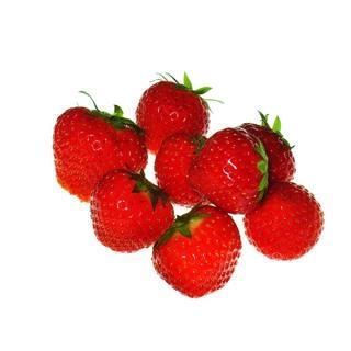 Erdbeeren  eigener Anbau