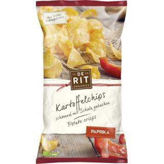 Kartoffelchips Paprika 125 g