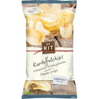 Kartoffelchips Meersalz 125 g